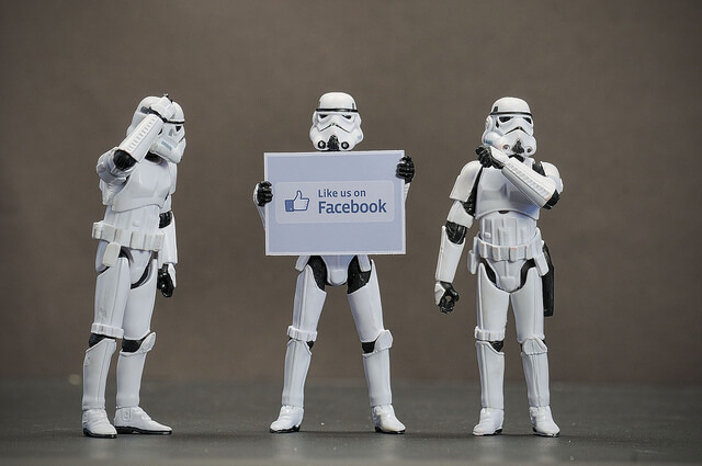 recruiting with Facebook
