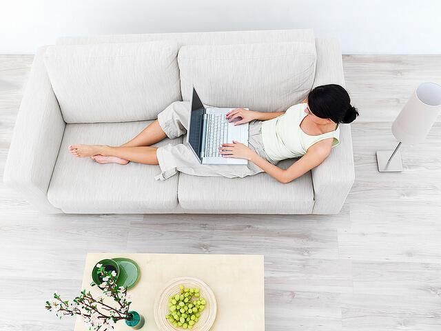 A work-life balance