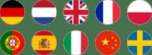 softgarden ist in 15 sprachen verfügbar
